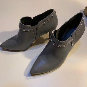 Never worn BCBGeneration gray booties